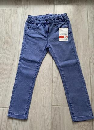 Очень красивые новые фирменные джинсы штаны скини германия