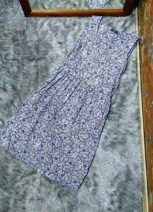 Платье из натуральной вискозы m&co