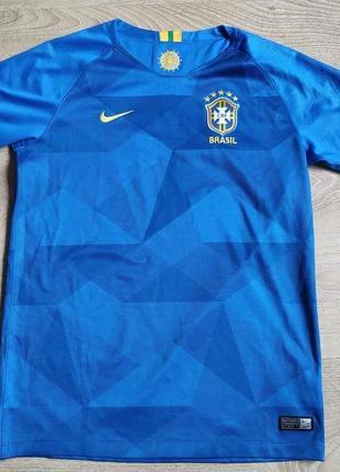 Футболка nike ( brazil )