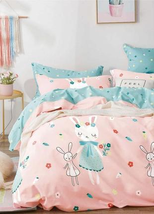Подростковое постельное белье viluta 440 сатин