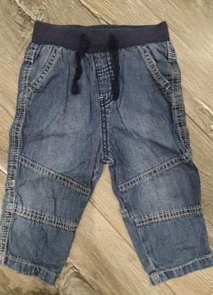 Легкие джинсы тонкие
