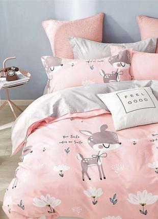 Подростковое постельное белье viluta 439 сатин