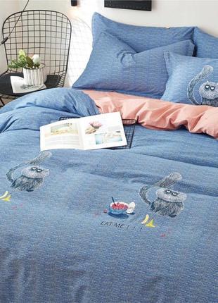 Подростковое постельное белье viluta 434 сатин