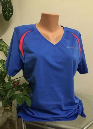 Спортивная футболка для бега odlo xl