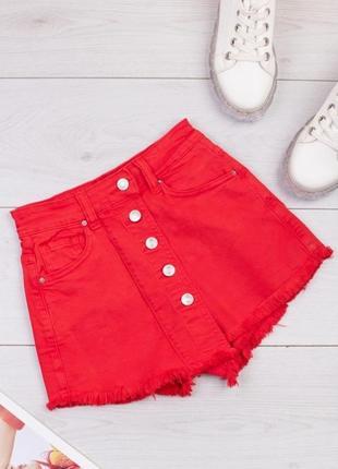 Женские шорты- юбка