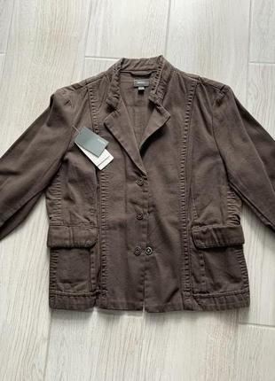 Mexx оригинал пиджак куртка фирменная новая с бирками очень красивая