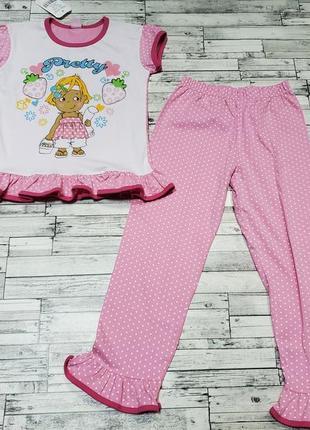 Милая пижамка пижамка roly poly р.104