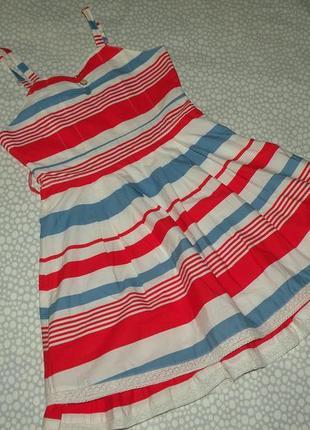 Пышное нарядное платье 11-13 лет