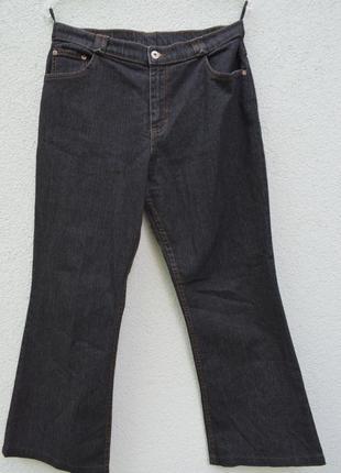 Красивые брендовые женские джинсовые брюки