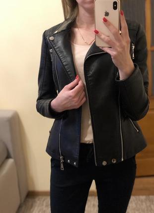 Стильная куртка, косуха