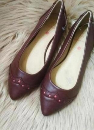 Туфли, балетки