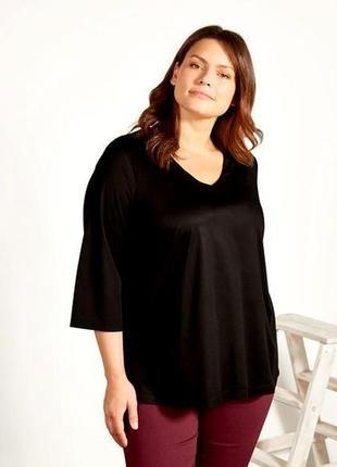 Шикарная , стильная блуза - туника от esmara , германия , р. 48-52