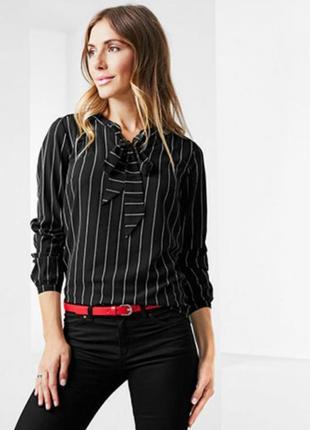 Блузка рубашка блузон галстук бант можна убрать
