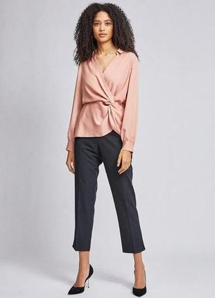 Шикарная блуза miss selfridge.