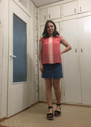 Нежная блузка