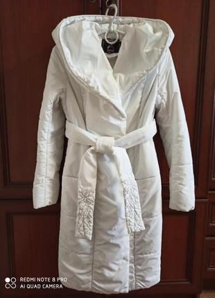 Обалденное демисезонное пальто