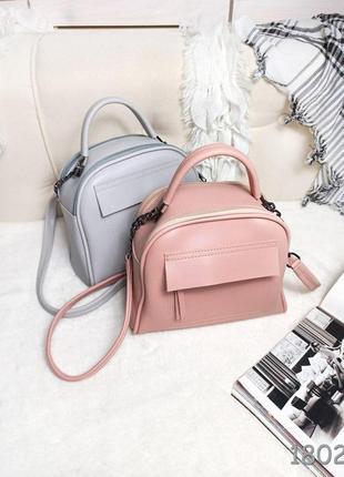 Красивая сумочка-клатчик