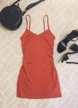 Обтягивающее мини платье от new look