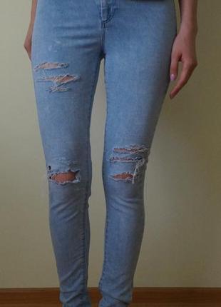 Стильні джинси тоp shop moto