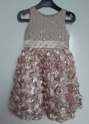 Нарядна сукня cool club 98p