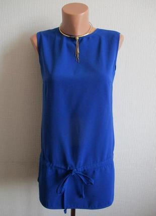 Удлиненная блузка туника incity