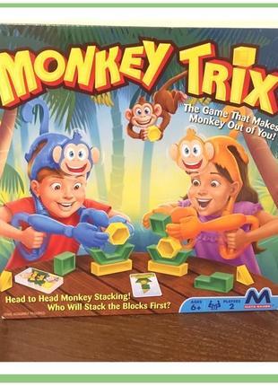 Настольная детская игра monkey trix