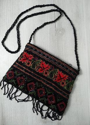 Красива сумочка клатч ручної роботи (індія)