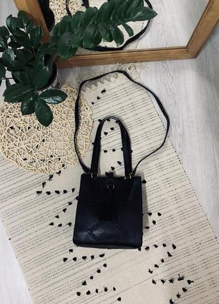 Нова сумочка чорного кольору🌿