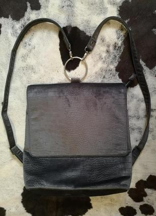Стильный рюкзак missguided графит