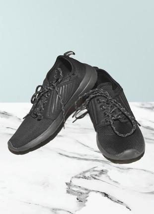 Черные кроссовки worout by atmosphere