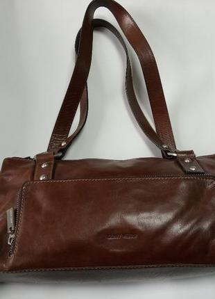 Кожаная женская сумка gerry webber