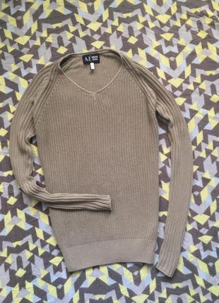 Стильный свитер от armani jeans