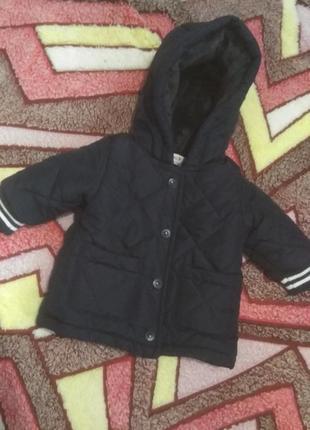 Курточка детская 0-3 месяца