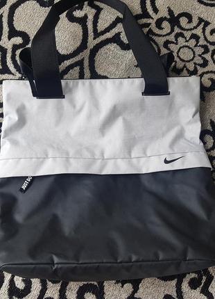 Стильная женская спортивная сумка nike, оригинал