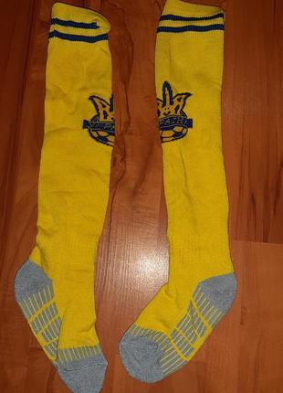 Футбольные гетры,носки высокие