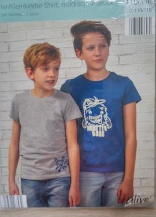 Комплект детских футболок