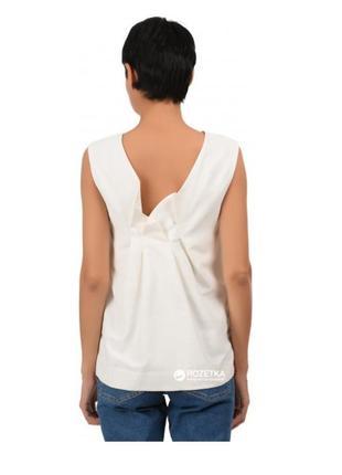 Белая блузка cos