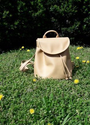 Удобный рюкзак на утяжке