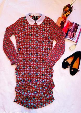 Очень красивое и стильное платье фирмы zara