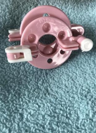 Набор устройство приспособление для изготовления помпонов/бубонов2 фото