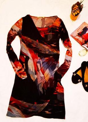 Классное стильное платье фирмы transfer