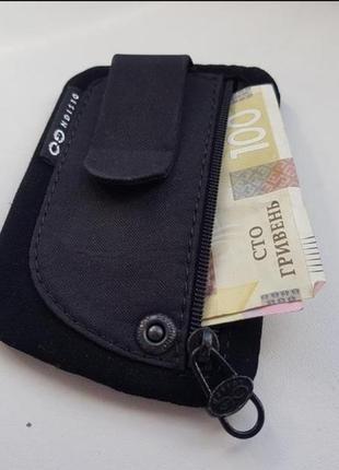 Зажим для денег картхолдер визитница кошелек портмоне design go