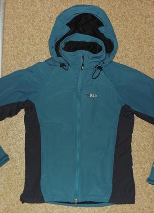 Женская трекинговая куртка rab vapour-rise