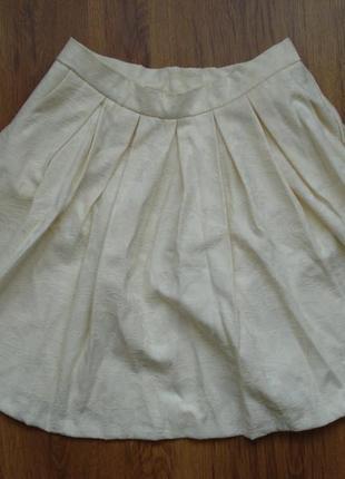 Жакардовая юбка new look