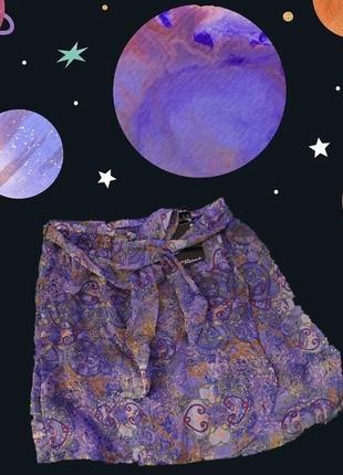 Волшебная мини-юбка