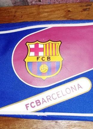 Сумочка fc barcelona для формы и обуви