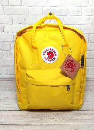 Комплект стильный рюкзак + органайзер kanken для повседневных прогулок, учебы, путешествий
