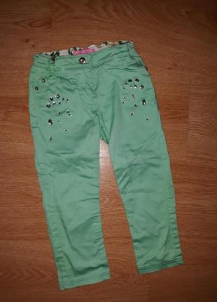 Летние штанишки, брюки 98 рр