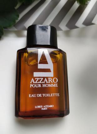 Azzaro pour homme azzaro, винтажная миниатюра, туалетная вода, 5 мл