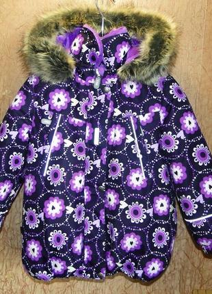 Куртка удлиненная lenne emily, 110